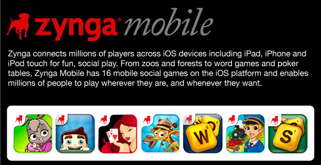 Zynga Going Mobile After Facebook- An Overview